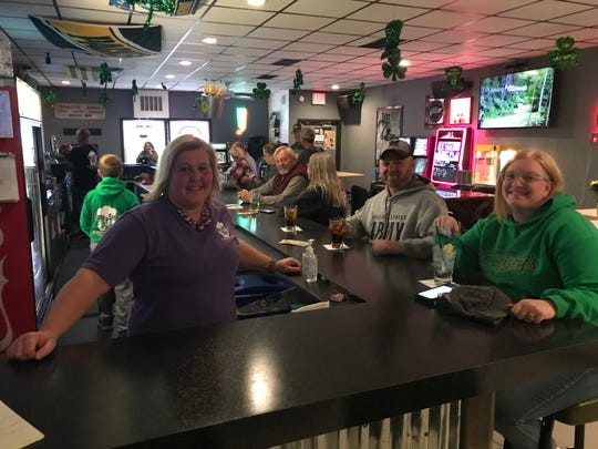 State Street Pub in Green Bay quickly opened for business Wednesday, May 13, 2020, after the state Supreme Court overturned Gov. Tony Evers' safer-at-home order.