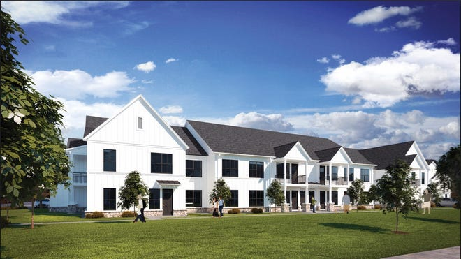 The Pabst Farms Apartments will bring 302 residential apartments to the city of Oconomowoc.
