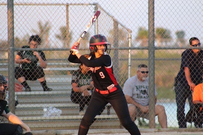 LaBelle senior Taylor Sanchez has played softball since she was a young girl but her career was among several cut short due to COVID-19 across Southwest Florida.