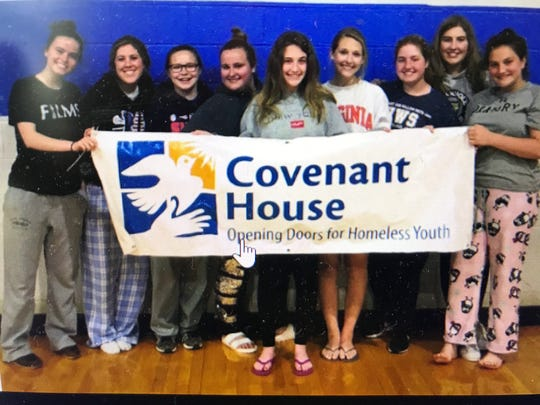 Northern Highlands Regional High School will host a Virtual Sleepover Friday, May15, to raise $10,000 in support of Covenant House shelter for kids based in Newark.