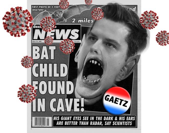 """Matt """"Bat Boy"""" Gaetz!"""