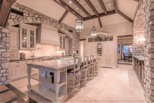 Nicholas and Karen Pyett paid $3.3 million in cash for this Mediterranean-inspired mansion in Scottsdale's DC Ranch. Timothy and Susan Stuart were the sellers.