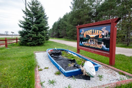 For the first time in 10 years Moose Lake Campground in Marysville was unable to open May 1 due to the coronavirus pandemic. Although the campground is now open to campers, things are different this year with social distancing guidelines in place.