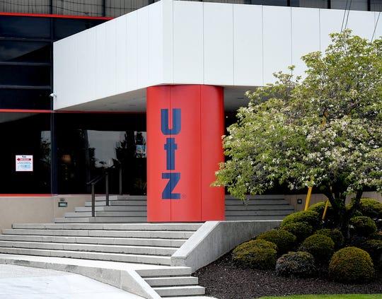 Utz Quality Food's High Street facility Thursday, May 14, 2020. Bill Kalina photo