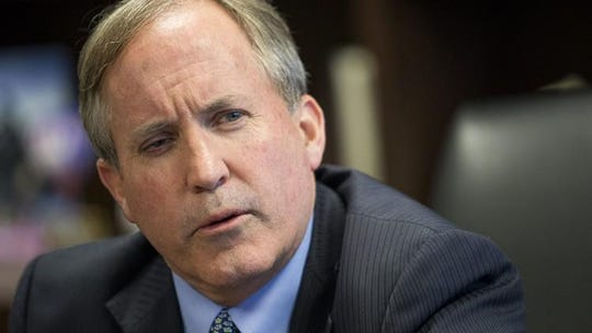 Texas Attorney General Ken Paxton has asked the Texas Supreme Court to order county elections officials to reject mail-in ballots for voters who fear exposure to the coronavirus.