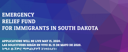 The South Dakota Dream Coalition's statewide fund can award up to $600 a month per immigrant household affected by the pandemic.