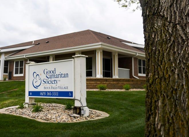 Good Samaritan Village is seen on Thursday, May 14, 2020 in Sioux Falls, S.D.