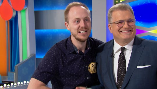 "St. Cloud resident Brad Hoelscher appears on ""The Price is Right"" at 10 a.m. Friday on CBS."