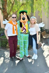 Brad and Megan Hoelscher visited Disneyland in March before making their second appearance on The Price is Right.