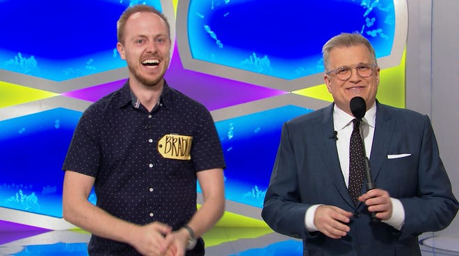 """St. Cloud resident Brad Hoelscher appears on """"The Price is Right"""" at 10 a.m. Friday on CBS."""