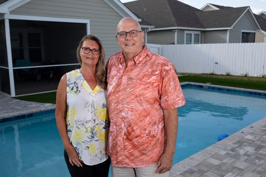 Gary Cottingham and his wife Sandy have both recovered after contracting COVID-19 in March.