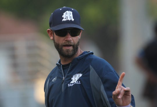 Drew Sherrod of Maclay School was named the 2019 Florida Athletic Coaches Association District 3 Coach of the Year.