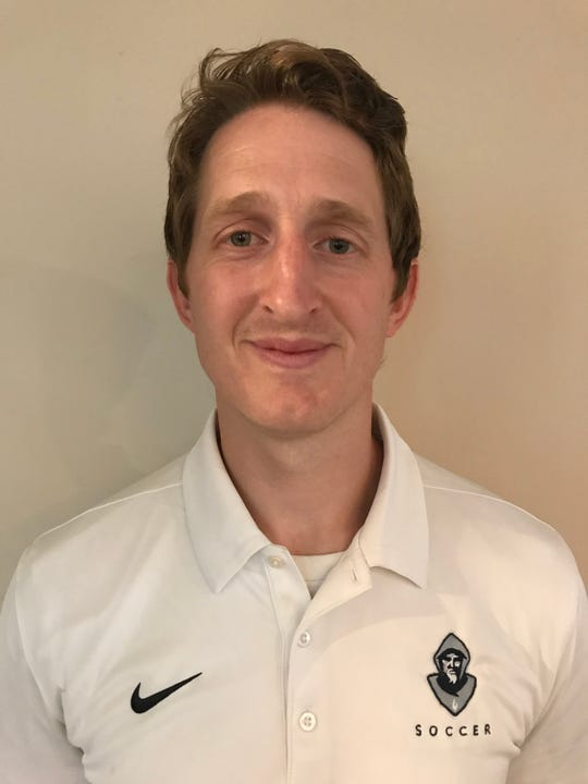 Jake Heaton, St. Augustine soccer head coach