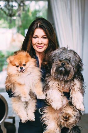 Lisa Vanderpump and pets