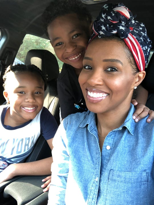 """Until the country has really grabbed hold of this pandemic, as a parent with children who suffer from asthma, I would rather be safe than sorry,"" says Rachel Jean-Pierre, a single mother of two in Union, N.J., who may be called back to work in July."