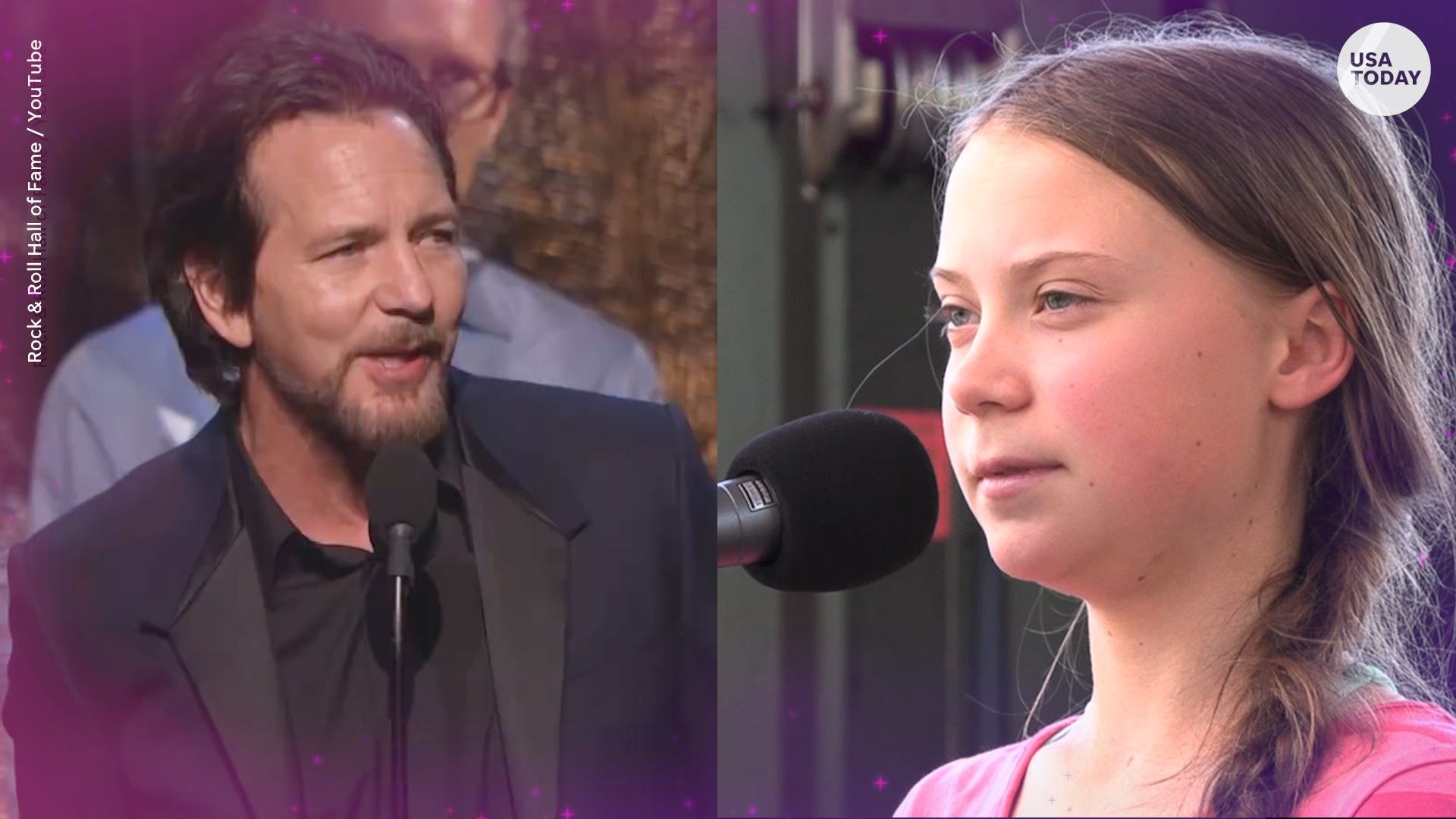 Greta Thunberg brings climate change activism to new Pearl Jam video