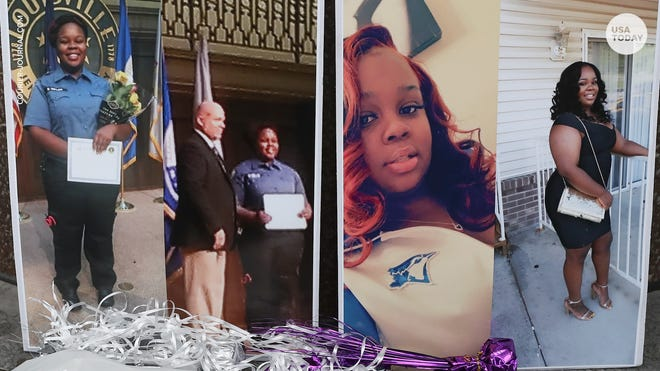 Breonna Taylor Case What To Know About Er Tech Killed By Police
