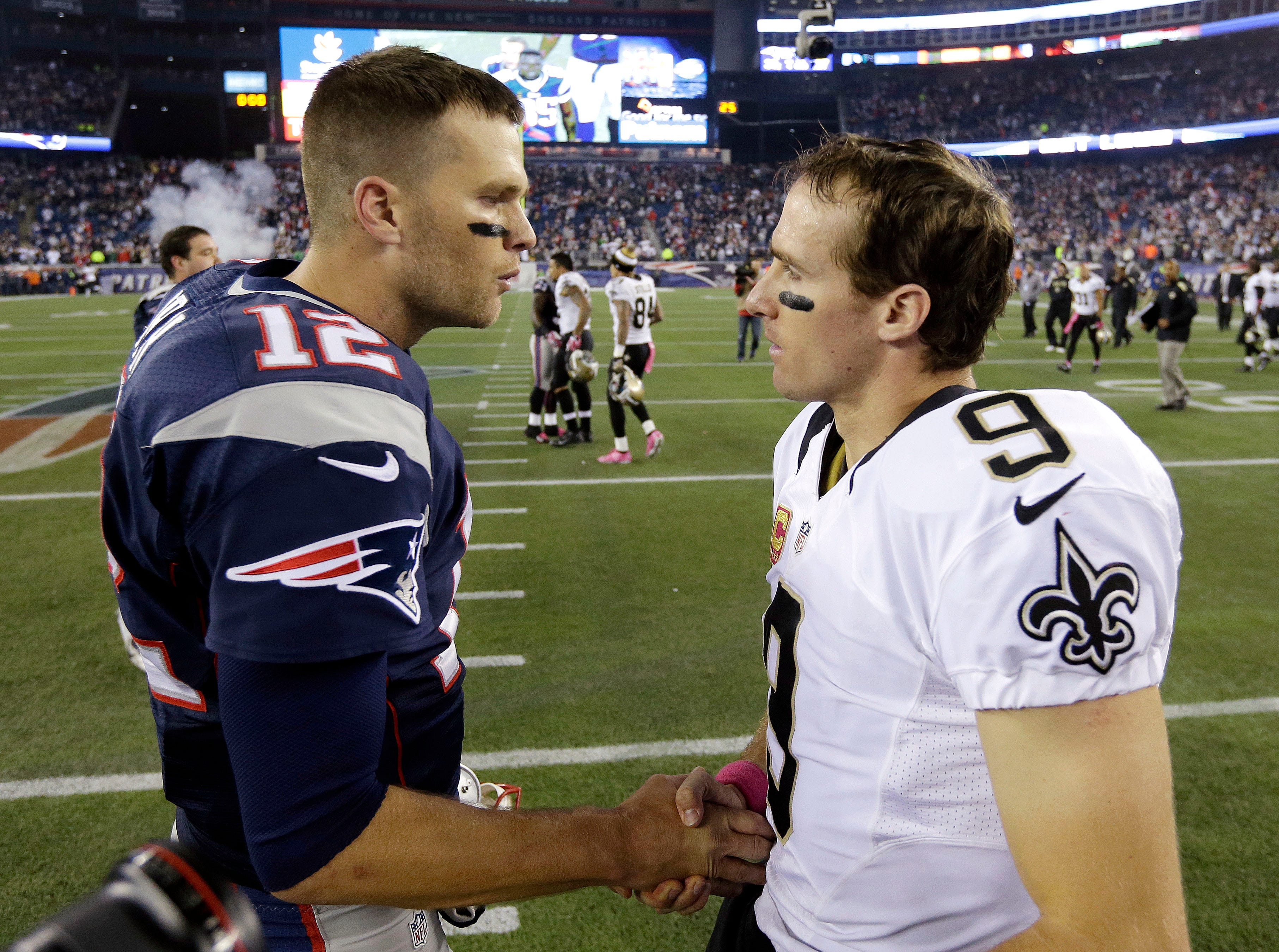 2020 NFL record projections: Will Tom Brady or Drew Brees lead Super Bowl push?
