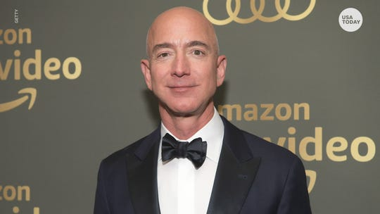 Jeff Bezos could become world's first trillionaire, and many people aren't happy about it