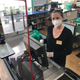 Nature's Corner Natural Market has installed Plexiglass shields at its registers, including this one at its Spring Lake Heights store.