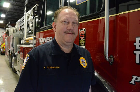 Lt. Ken Cunningham will become the Emmett Township Director of Public Safety after a vote Thursday by the township board.