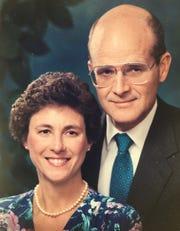 Ann and Joe Grable Jr.
