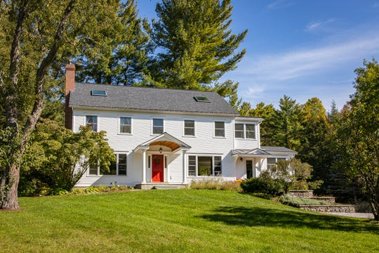 This colonial home in Shelburne has been on the market for over three months.