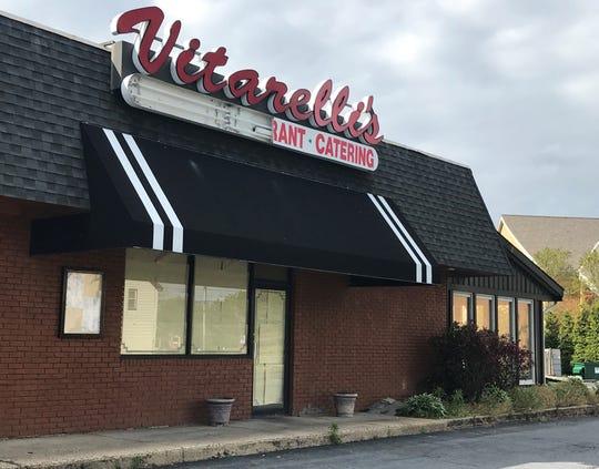 Vitarelli's Restaurant has closed in Cherry Hill.