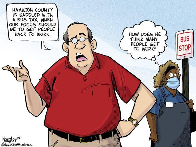 It's Necessary: Bus tax passes