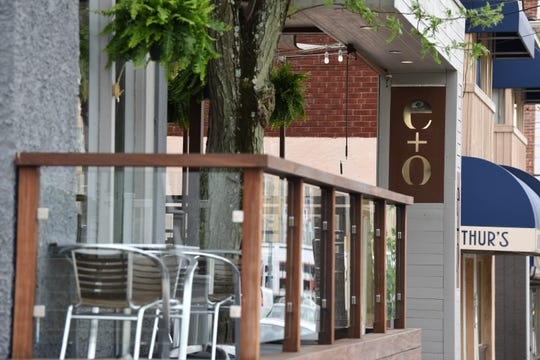 E+O Kitchen in Hyde Park opens up for outdoor service on Friday May 15. E+O has reservations throughout the night but is still accepting walk-ins and take-out. They are also installing a rain canopy for their 7 table patio.