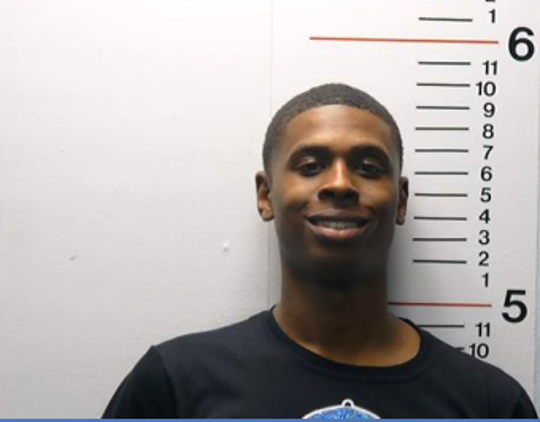 Daniel Calhoun, 19, is a suspect in the shooting death of a 17-year-old girl in Middletown on Thursday night. Police said he is considered armed and dangerous.