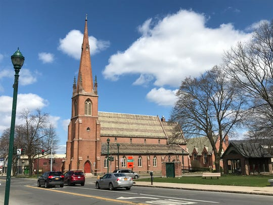 Trinity Episcopal Church is located at 304 N. Main St. in Elmira.
