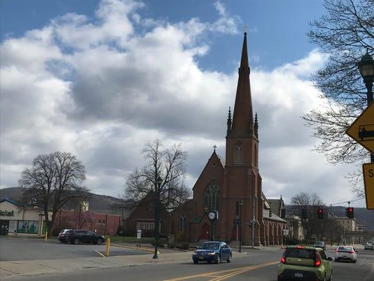 Trinity Episcopal Church will celebrate its anniversary in June.