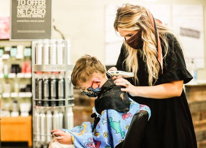 Salons Reopen With New Rules And Restrictions Amid Coronavirus