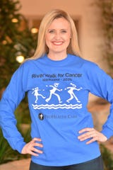 Jessica Storm of Franklin is an ambassador for the 2020 ProHealth Care Walks for Cancer.