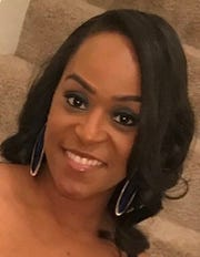 Latasha Patterson is a volunteer caller for the Care Through Conversation program. It was started by the Tennessee Commission on Aging and Disability to check on the well-being of older Tennesseans during the coronavirus pandemic.