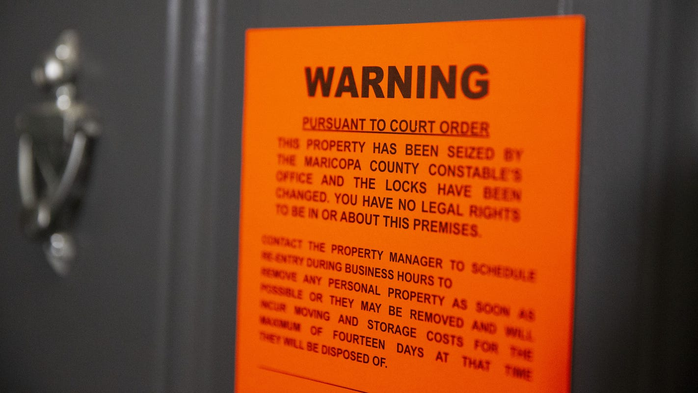 CDC eviction moratorium still in place in Arizona after federal judge strikes it down