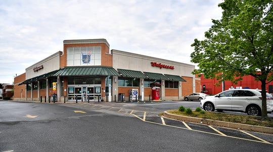 Walgreens on East Market Street in Springettsbury Township, Friday, May 15, 2020. Dawn J. Sagert photo