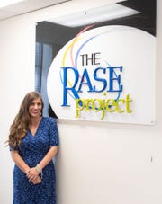 The RASE Project has three recovery homes in Carlisle, Harrisburg and Lancaster to help people on their journey. Rase Project Director of Residential Services Chrystal McCorkel is an integral part in helping those in need, May 14, 2020.