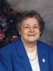 Margaret Mary Jorgensen