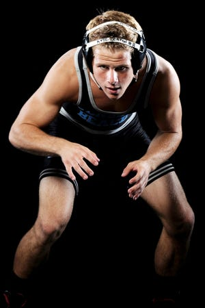 Jensen Beach's Jared Browning was relentless in his pursuit of a state championship. He was a three-time state finalist and won the Class 2A title at 119 pounds in 2011.