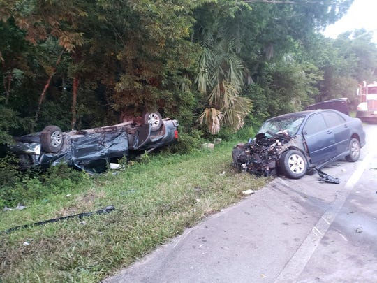 Fatal crash with multiple injuries happened on Conners Highway in Martin County May 15, 2020.