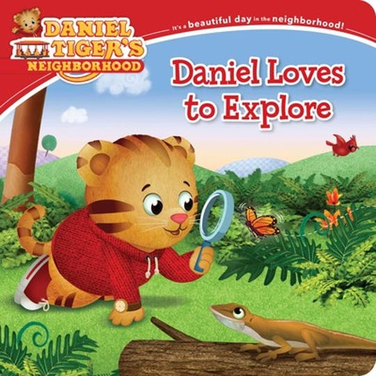 """Daniel Loves to Explore"""