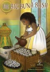 """The Big Buna Bash"" by Sara C. Arnold, illustrated by Roberta Malasomma."