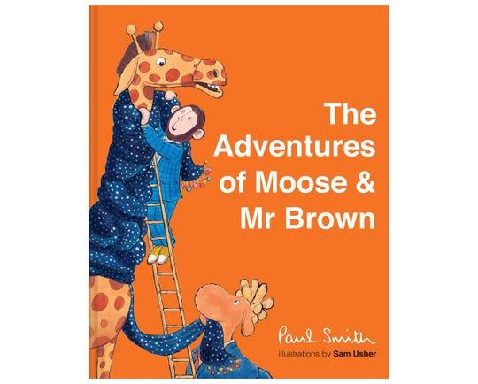 ÒThe Adventures of Moose & Mr BrownÓ
