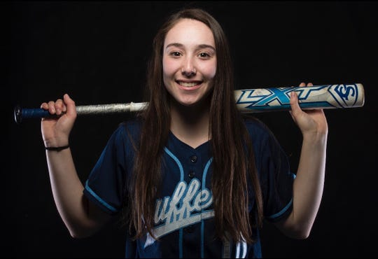 Suffern senior Melissa Orlick plans on continuing her softball career at Rensselaer Polytechnic Institute, where she'll also major in biomedical engineering.