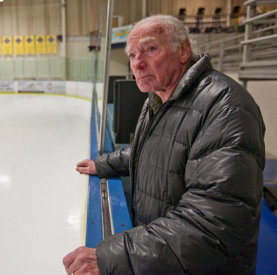 Ron Ludington trained dozens of Olympic skaters while coaching in Delaware from 1970 at the Skating Club of Wilmington and the University of Delaware.