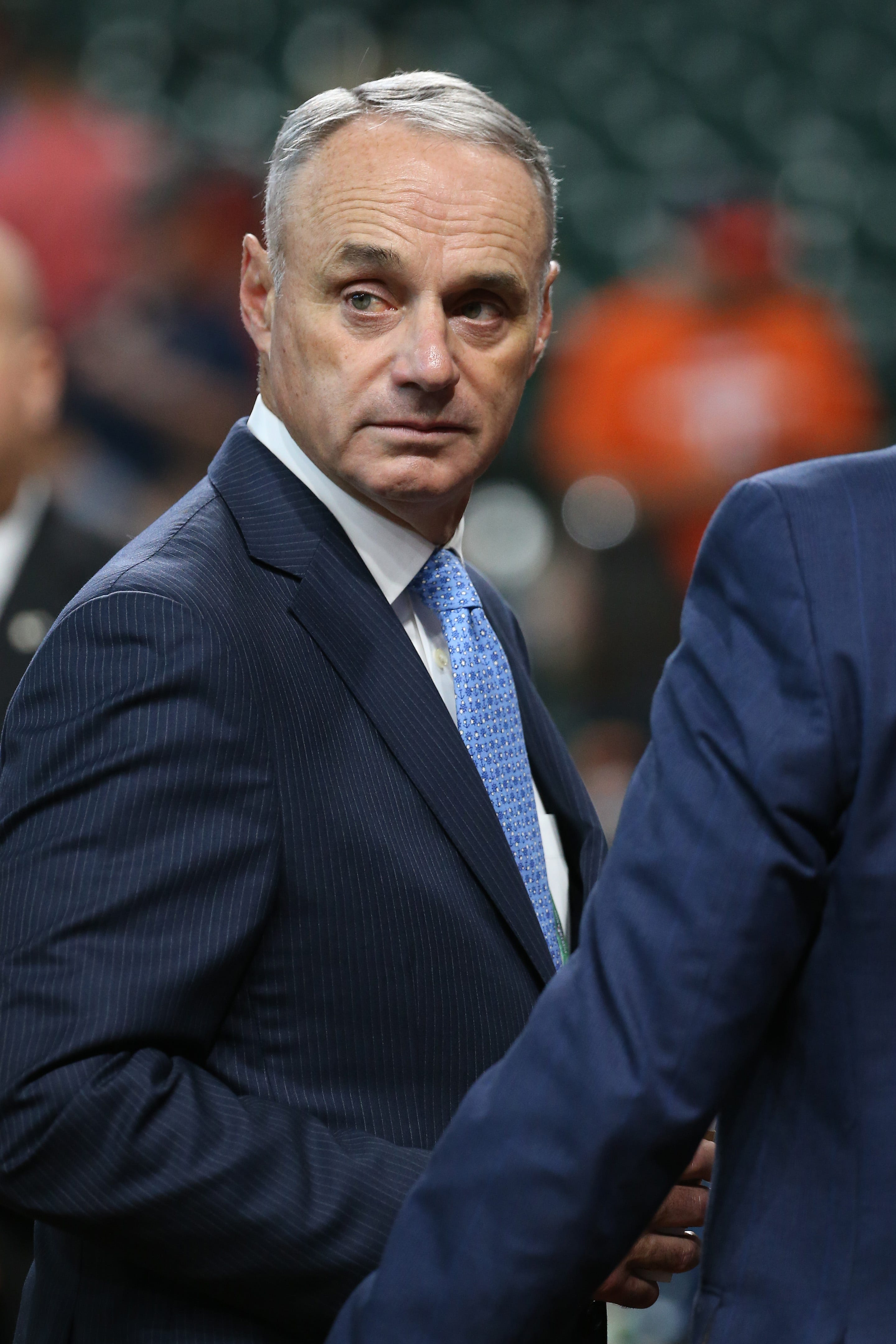 Rob Manfred confident MLB will reach deal to play shortened season with players union