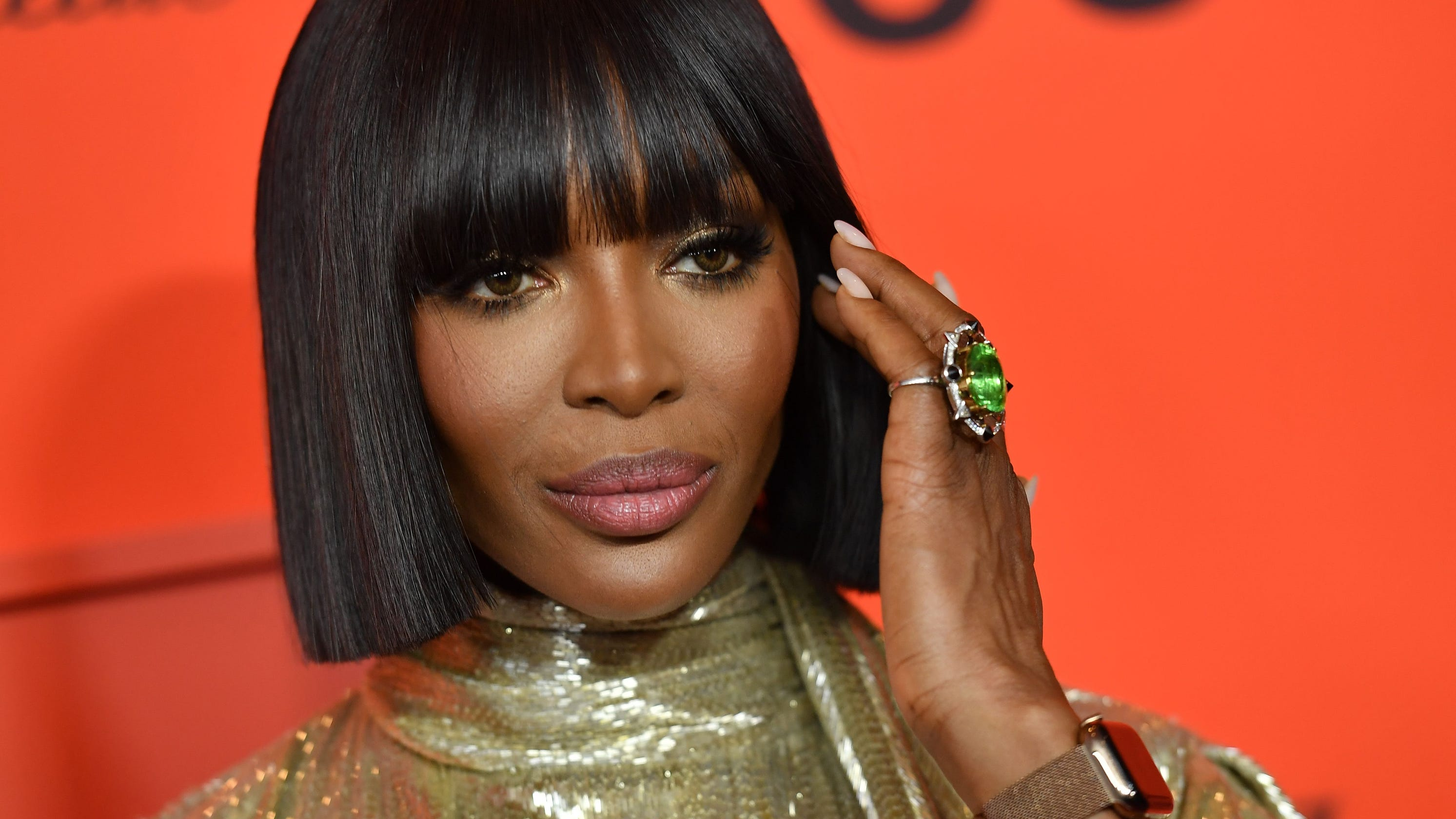 Naomi Campbell covers Vogue, talks experience with racism and advocating for Black models - USA TODAY