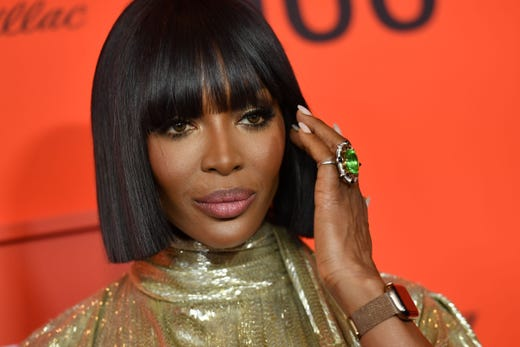 """In a 2019 interview with&nbsp;<a href=""""https://www.usatoday.com/story/entertainment/celebrities/2019/07/31/naomi-campbell-says-she-turned-away-hotel-over-her-skin-color/1885356001/"""">French magazine Paris Match</a>, Naomi Campbell said she denied entrance into a French hotel for a Cannes Film Festival event because of her skin color.&nbsp;&quot;I was recently in a city in the south of France, at the time of the Cannes Film Festival, where I was invited to participate in an event in a hotel whose name I will not mention,&quot; she said. &quot;(The doorman) did not want to let my friend and I in because of the color of my skin.&quot;"""
